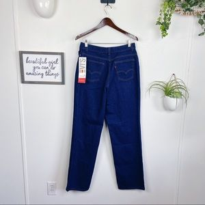 Levi's Vintage 1980s Deadstock High Rise Jeans